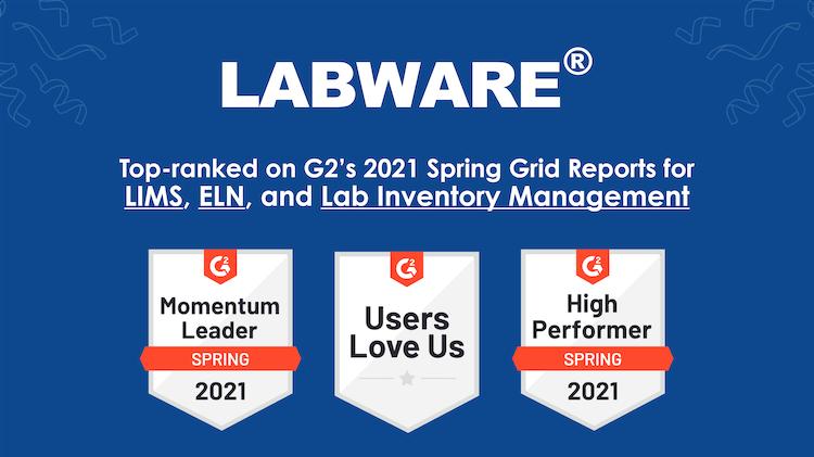 LabWare G2 Spring 2021