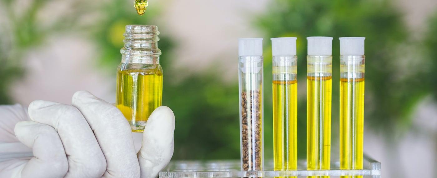 LabWare GROW - SaaS LIMS for CBD/THC Testing