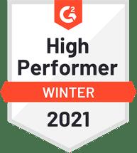 G2 Winter High Performer LabWare