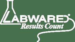 LabWare Corporate Logo White