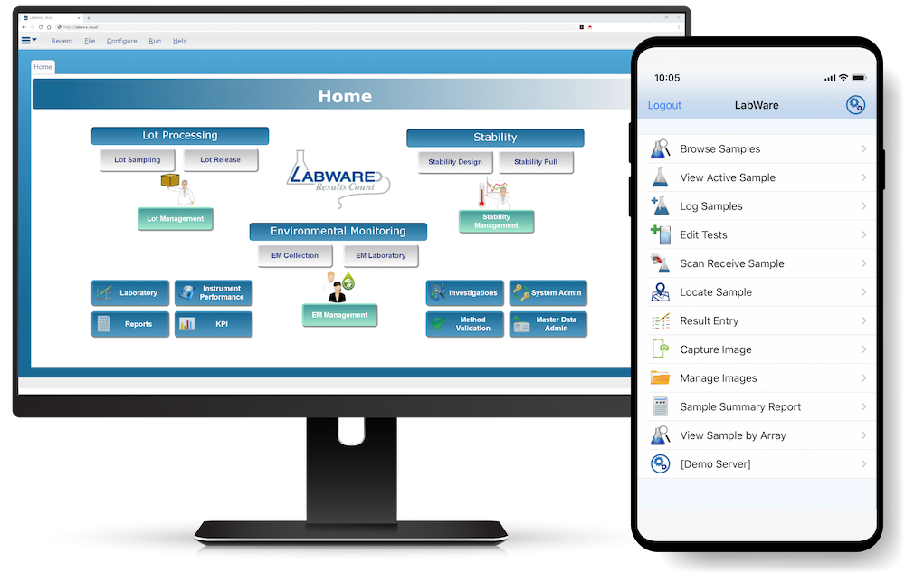 LabWare Desktop Mobile-03